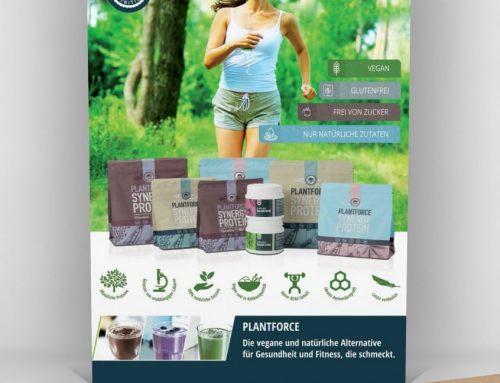 Beste Proteine GmbH grafikdesign