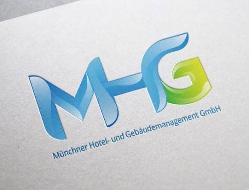 Logogestaltung MHG München