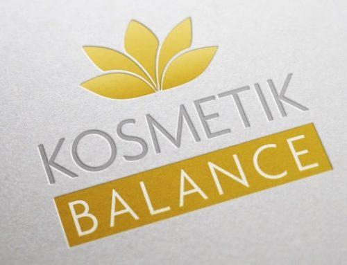 Logogestaltung Kosmetik Steinhuber