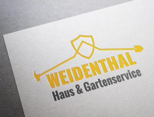 Logogestaltung Weidenthal