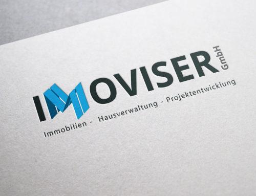 Immoviser GmbH Logodesign