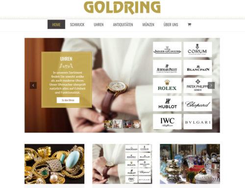 Webdesign Goldring München