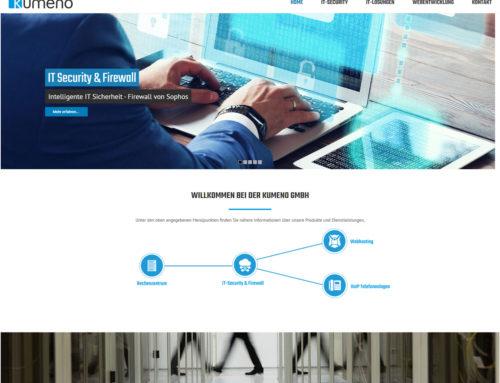 Webdesign kumeno Gmbh
