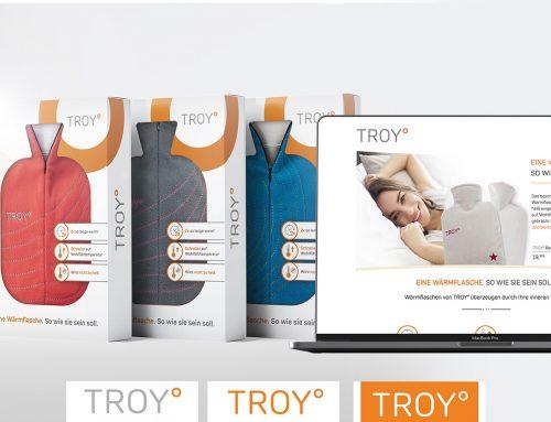 Troy corporate design