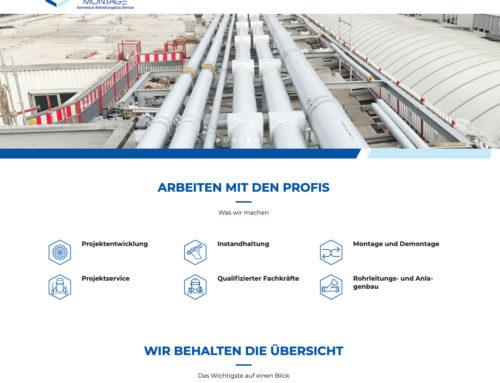 Webdesign Narsmontage GmbH