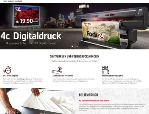 Webdesign fodi24
