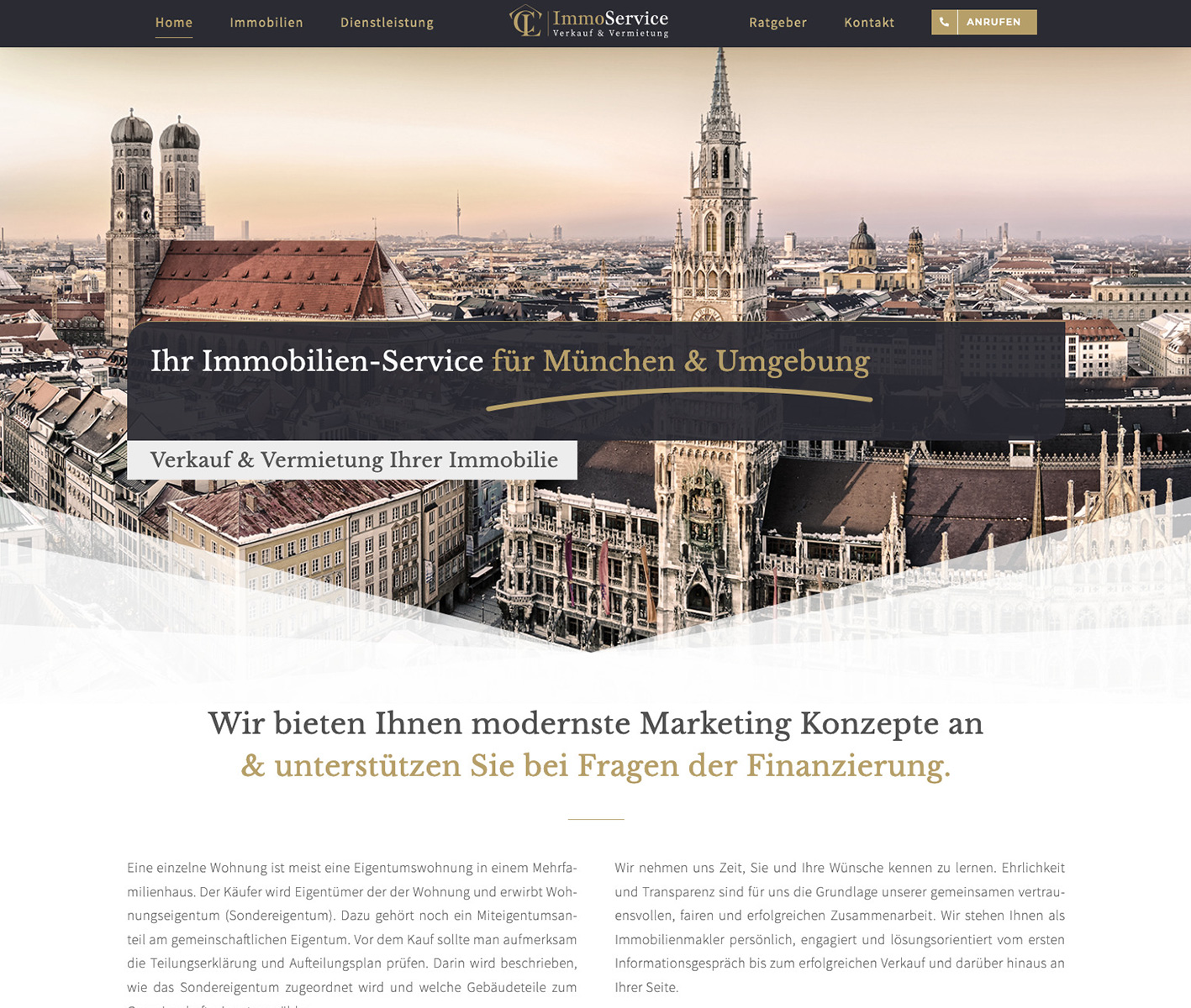 webdesign-cl-immoservice